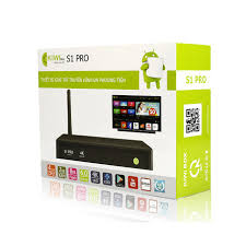TIVI BOX KIWI S1 PRO- RAM 2GB- THÁCH THỨC MỌI GIỚI HẠN GIẢI TRÍ