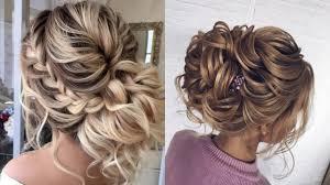 تسريحات شعر للاعراس 2020 شعرك هو جاذبيتك تسريحات للعرايس احضان