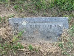 Ida Reed Pearson (1876-1967) - Find A Grave Memorial