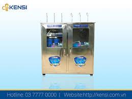 Bán máy lọc nước công nghiệp 6 vòi chính hãng giá rẻ