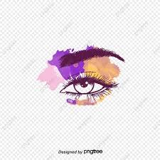 vector tools and eye makeup makeup