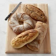 artisan bread sler set of 4