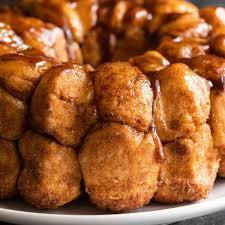 cinnamon monkey bread recipe baked by