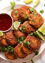 Thai Fish Cakes | Recipe