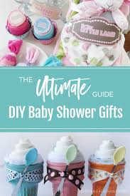 diy baby shower gifts for boy