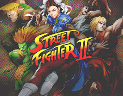which street fighter ii character are