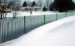 Snow Fence Heavy Duty Gemini Plastic Fencing 4 X100 Excursions Journey To Health