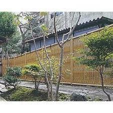 Otsugaki Bamboo Woven Fence Japanese Style Fence Panels Bamboo Fence Panels Fence Panels Bamboo Fence Fence Panels Outdoor Gardens