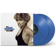 Tina Turner   Simply The Best Exclusive Blue Vinyl 2LP