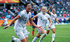 U.S. Soccer In Focus #3   Abby Wambach: The Game's Greatest Goal Scorer
