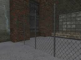 Second Life Marketplace Bs Chain Link Fence Copy Mod