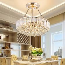 crystal pendant chandelier lighting
