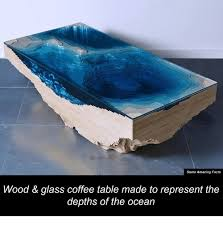 some amazing facts wood glass coffee