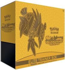Amazon.com: Pokemon Sun & Moon: Guardians Rising Elite Trainer Box ...