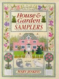 house garden samplers jenkins mary