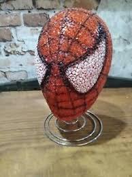 Marvel Spiderman Head Night Light Lamp Kids Room Decor 8718696160398 Ebay