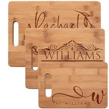best personalized cutting boards in 2020