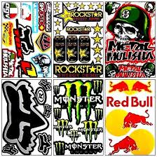 5 Metal Mulisha Sheets Stickers Motorcycle Atv Racing Dirt Bike Helmet Decal Car Truck Decals Stickers Nuntiusbrokers Com