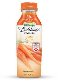 100 carrot bolthouse farms