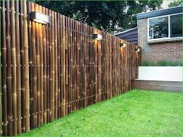 43 Awesome Bamboo Garden Fence Ideas That Will Impress Your Gardens Truehome House Fence Design Bamboo Garden Fences Fence Design