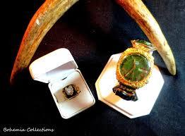alaskan jade watch large diamond ring