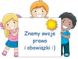 """Konkurs szkolny: """"Prawa i obowiązki dziecka """" – Publiczna szkoła ..."""