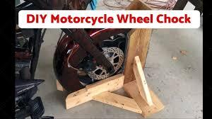 motorcycle wheel chock you