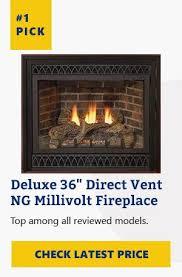 best gas fireplace sidebar direct
