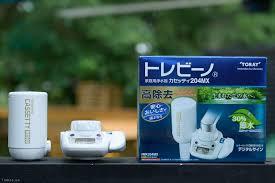Trên tay bộ lọc nước tại vòi Torayvino MK204MX: Hàng nội địa Nhật ...