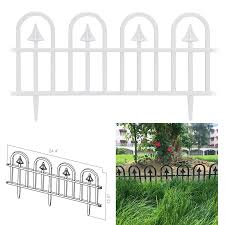 Garden Plastic Lawn Grass Edging Picket Border Arch Design Panel Fence View Garden Plastic Fence Honest Product Details From Sichuan Honest Bee Material Co Ltd On Alibaba Com