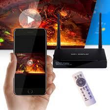 miracast dongle wireless hdmi tv stick
