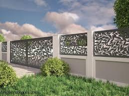 pin on laser cut gates fences
