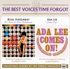 Rose Hardaway & Ada Lee - It's Time for Rose Hardaway + Ada Lee Comes On!  (2 LP on 1 CD) - Amazon.com Music