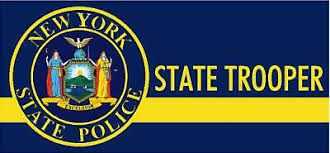 New York State Trooper Reflective Or Matte Vinyl Decal Car Sticker Nypd Police Ebay