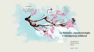 La Robotica ,Nanotecnologia by wendy aldana algarra