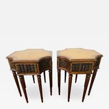 vintage maitland smith furniture tables