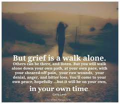 quotes on grief and healing