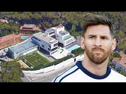 lionel messi s house in barcelona