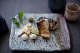 Grilled Spanish mackerel