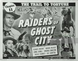 Raiders Of Ghost City, lobbycard, Dennis Moore, Wanda McKay, Joe... News  Photo - Getty Images