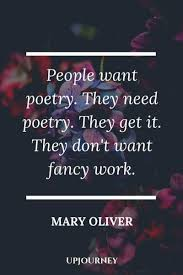 best mary oliver quotes about life work writing