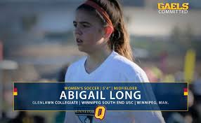 Queen's Gaels - W️⚽️ Abigail Long is GAELS COMMITTED! —... | Facebook