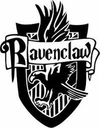 Harry Potter Ravenclaw House Vinyl Car Window Laptop Decal Sticker Ebay