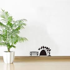 10 17cm Small Mouse Hole Wall Sticker Funny Mice Rat Hole Wall Decal Diy Art Mural Cupboard Living Room Bedroom Home Decoration Wall Stickers Aliexpress