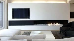 attractive tv fireplace wall photos