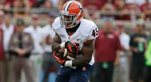 Syracuse RB Jerome Smith intends to enter 2014 NFL Draft | NFL.com