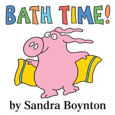 bath time by sandra boynton creative