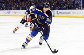 St. Louis Blues Sign Dmitrij Jaskin to Two-Year Extension