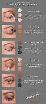basic eye makeup steps beauty by