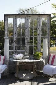 55 garden deco ideas reuse old doors